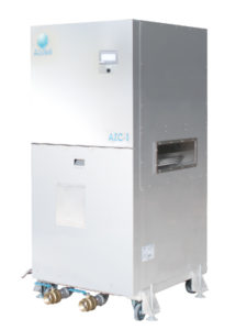 空気を洗うダスコレシリーズの空気清浄機